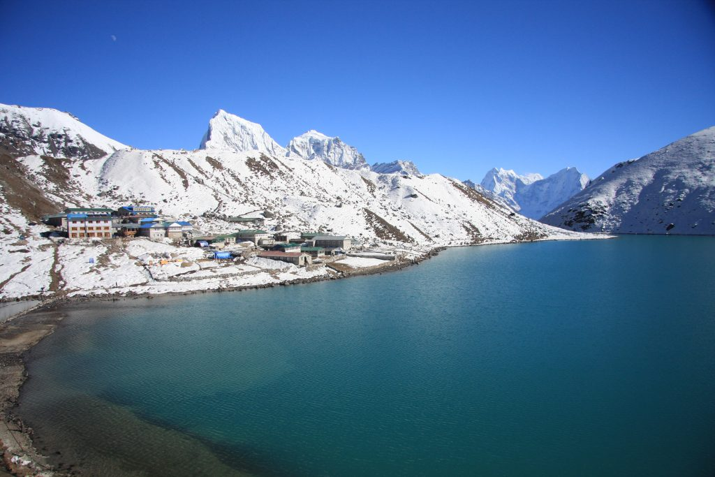 Standard Gokyo  via EBC 18 Days Package