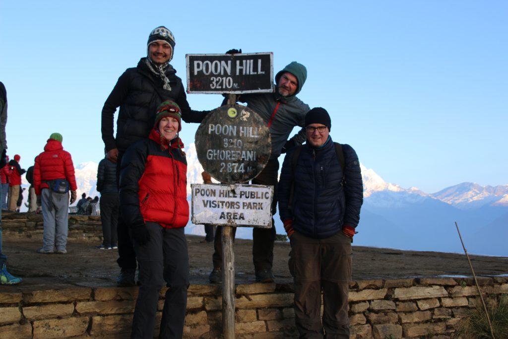 Ghorepani Poonhill 10 Days Trek