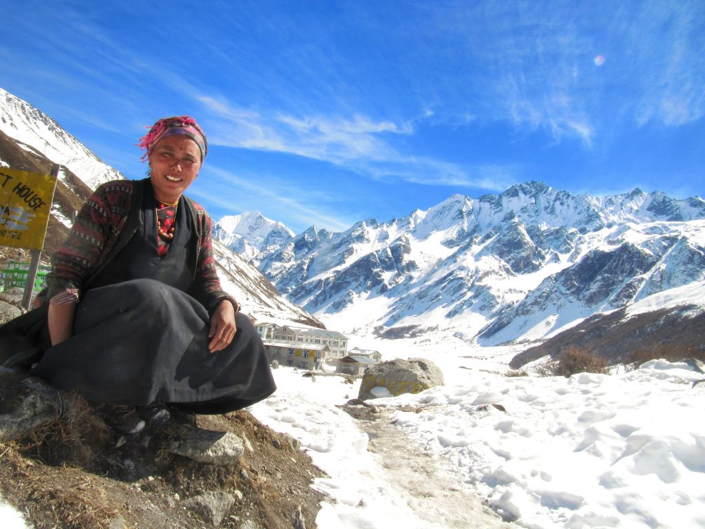 Langtang Trek with Ethnic GRE village