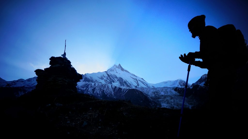 Manaslu with Tsum Valley 25 Days Trek