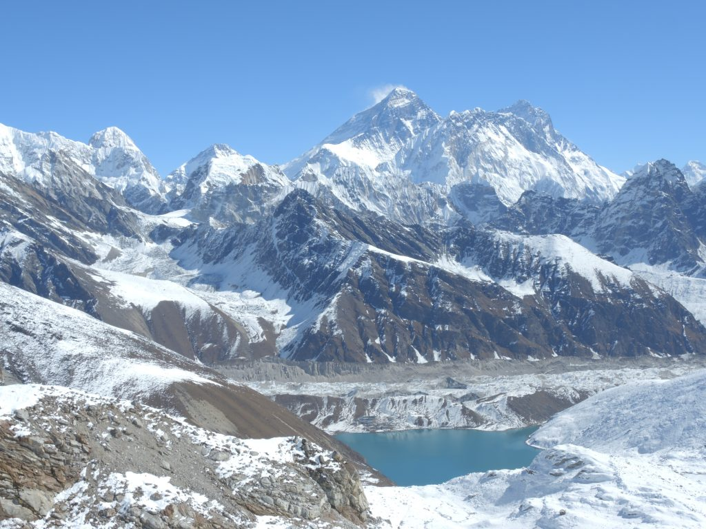 Everest Three Passes 19 DaysTrek