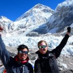 Three Passes Trek – Best trek in my life with an extraordinary guide