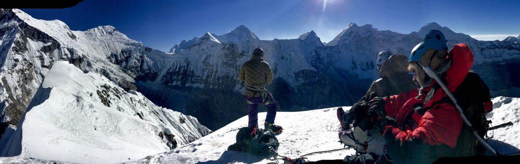 Island Peak Climbing 16 Days