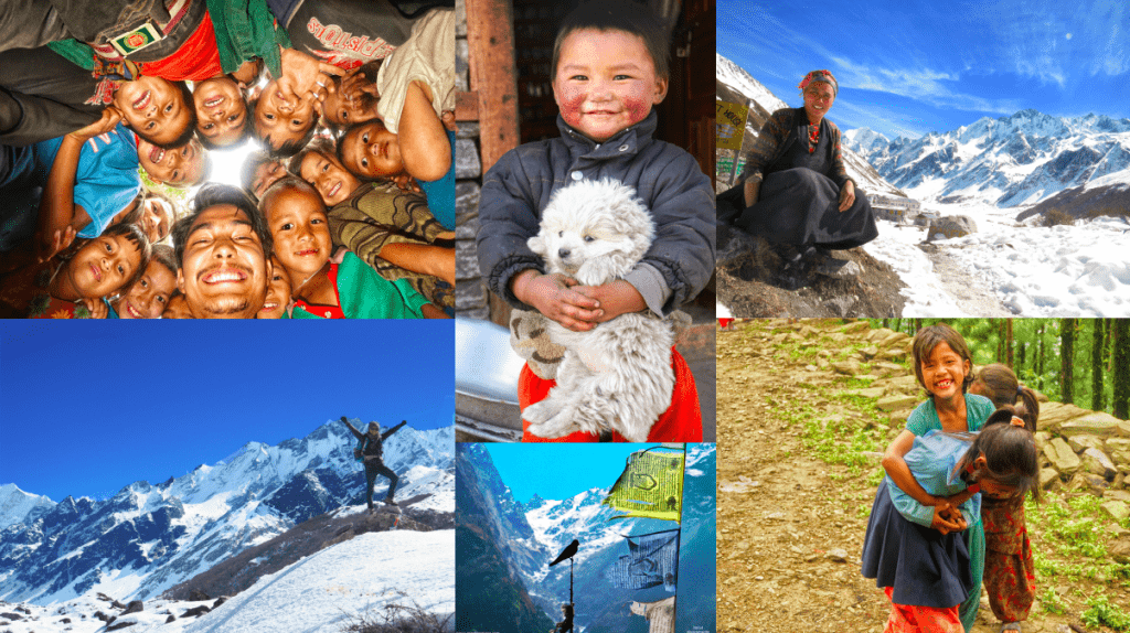 Langtang Volunteer Trek (Help Local Village & Enjoy Himalayas)